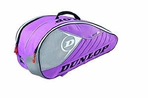 dunlop tennistasche aerogel 4d 6er racket bag pink pink. Black Bedroom Furniture Sets. Home Design Ideas