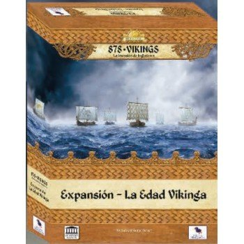 878 VIKINGS LA EDAD VIKINGA - EXPANSION (CASTELLANO)