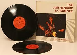 JIMI HENDRIX EXPERIENCE, Live at Winterland. DOUBLE ALBUM. Very rare.German. 1987. Record label: Polydor.