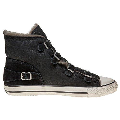 Ash Virginy Femme Boots Noir Noir