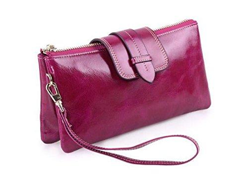 sulandy , Pochette pour femme rose rose violet