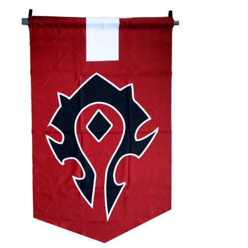 World of Warcraft WoW Flagge Allianz oder Horde Banner WoW Fahne 60x95cm ()