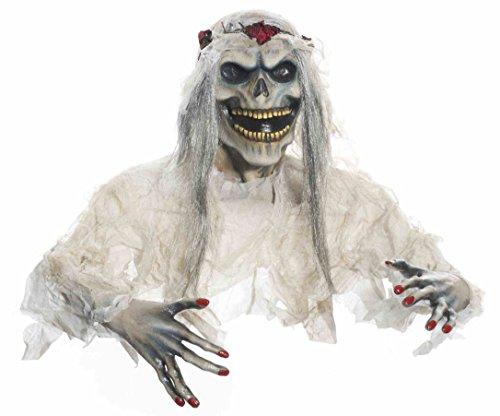 t Zombie aus dem Boden, multicolor (Friedhof Zombie Kostüm)