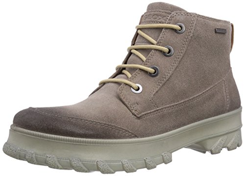 Geox U Yeti B Abx A, Bottes Desert courtes, doublure froide homme