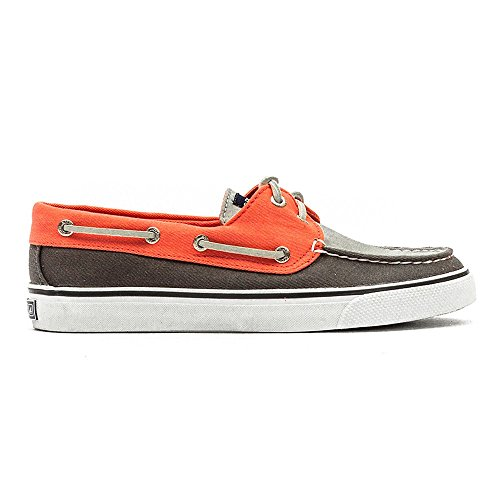 Sperry Bahama 2-Eye Core Graphite / High Rise / Coral