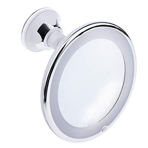 B Baosity Miroir de Maquillage 10X Grossissant pour la Maison, l'Hôtel et Voyage