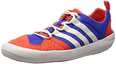adidas Climacool Boat Lace B26845 Damen Bootsportschuhe, Blau (Night Flash S15/Chalk White/Bold Orange), 36 2/3 EU (4 Erwachsene UK)