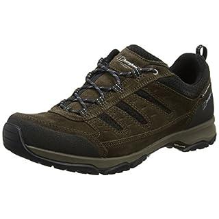 Berghaus Men's Expeditor Active AQ Tech Shoes, Multicolor (Brown/Black Bj3), 8 UK