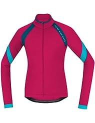Gore Bike Wear Damen Bustier und Top Power 2 Thermo Jersey Funktionsunterwäsche/Bustiers & Tops