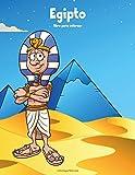Egipto libro para colorear