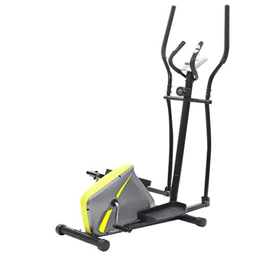 Festnigh trainer ellittico 10 kg massa rotante,crosstrainer ellittica fitness palestra