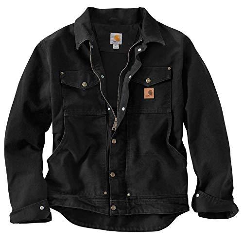 Price comparison product image Carhartt 101230 Berwick Work Jacket - Black - L