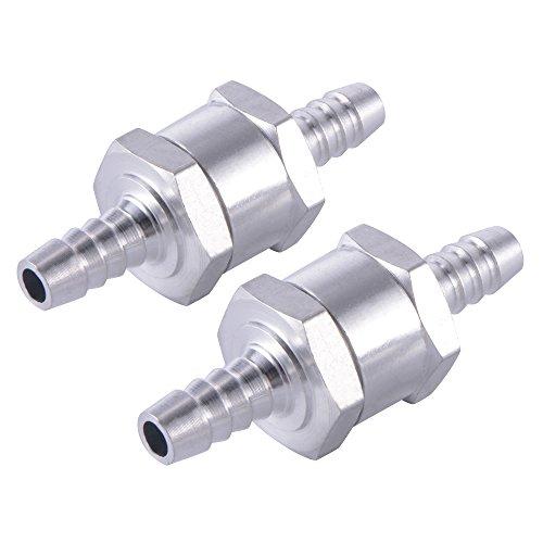 xcsourcer-2stk-5-16-8mm-aluminiumlegierung-rucklauf-kraftstoffleitung-ol-benzin-diesel-wasser-einweg