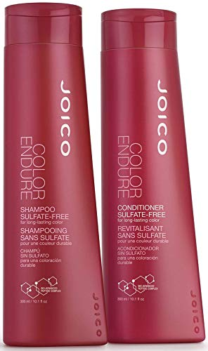 Joico Color Endure Shampoo and Conditioner (10.1 Oz) Duo Set by Joico Color