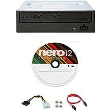 Pioneer BDR-209DBK 16X Blu-Ray Masterizzatore Interno CD DVD Riproduzione 3D