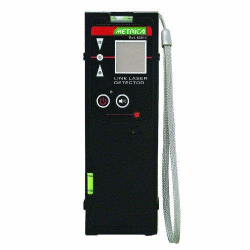 Metrica 60811 Ricevitore per esterni per Autolivello Laser XL2, Autolivello Laser XXL