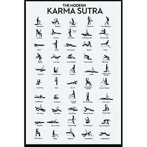 Amazon.de: 1art1 62465 Fun Poster - Das Moderne Karma