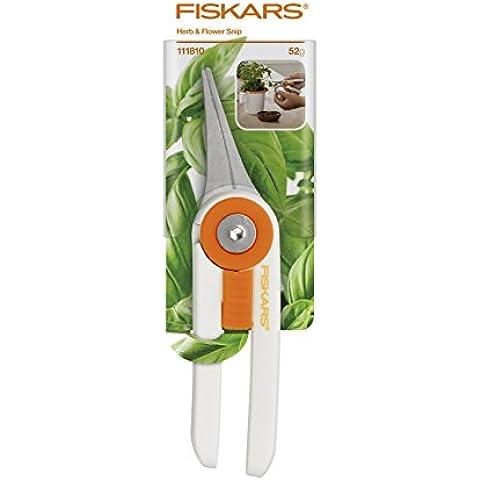 Fiskars 111810 - Forbici per erbe e fiori