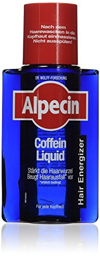 Alpecin After Shampoo Coffein Liquid, Hair Energizer, Doppelpack (2x 200ml)