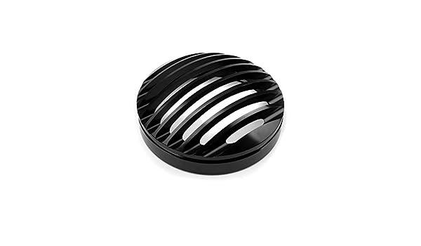 Scheinwerfer Grill für Harley Dyna Street Bob 06-17 schwarz