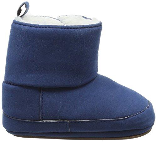 Sterntaler - Schuh, Scarpine e pantofole primi passi Bimbo 0-24 Blu (Marine 300)