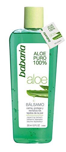 Original-aloe-gel (Babaria Aloe Vera Balsam, 1er Pack (1 x 250 ml))