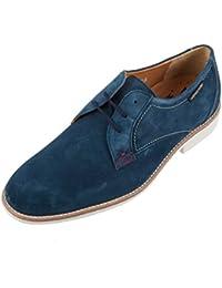 Mephisto hombre Orlando Antica piel Oxford zapatos (o2202)