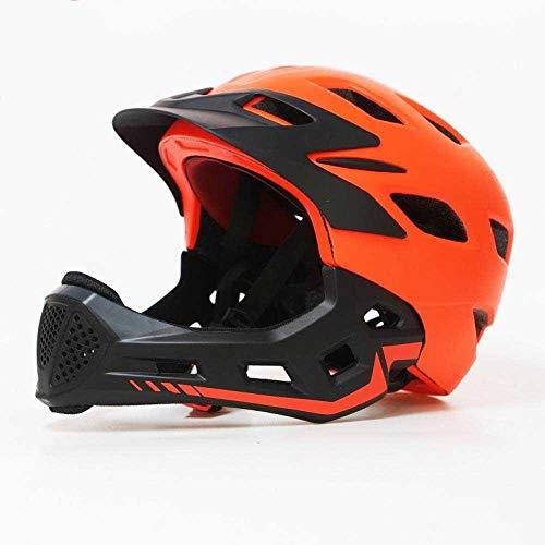 LIUDATOU Fahrradschutzhelm Eps + Pc Rennrad MTB Fahrradhelme Skihelm Mit Visier, 48-54 cm - Rennrad 48cm