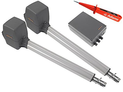 Pl2 Serie (Hörmann, Rotamatic PL2 BiSecur Serie 3 - Drehtorantrieb (2-flüglig) Set 2in1)