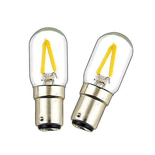 Luxvista BA15D LED Filament COB ...