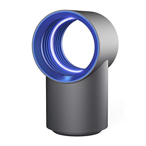 Étm elettrico insetticida | portatile lampada antizanzare | multifunzione catcher familiare utilizzare per campeggio/estate/camera da letto/dormitorio/interno/esterno (blu)