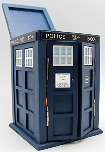 Dr Who Doctor Who Tardis Desk Tidy, Figurines & gadgets