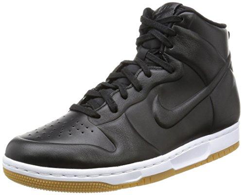 Nike Herren 855957-001 Turnschuhe Schwarz