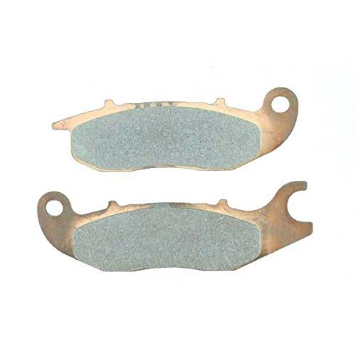 MGEAR Bremsbeläge 30-162-S, Einbauposition:Hinterachse, Marke:für HONDA, Baujahr:2004, CCM:125, Fahrzeugtyp:Scooter, Modell:FS 125 Sonic