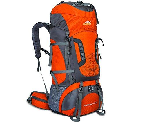 d39b251659 Nuovo sacchetto di professionale outdoor alpinismo corsa telaio esterno  impermeabile zaino della borsa zaino grande capacità