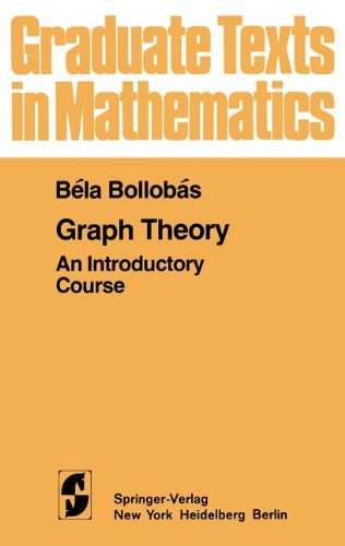Graph Theory: An Introductory Course (Graduate Texts in Mathematics)