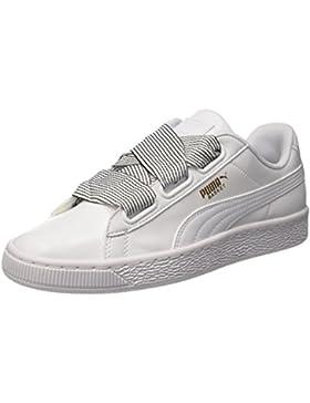 Puma Damen Basket Heart Wn's Sneaker