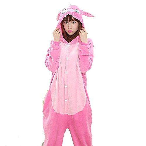 41b3f7f5b3f Mono Kigurumi para Usar como Pijama o Disfraz para Carnaval