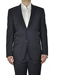 Roy Robson - Shape Fit - Herren Baukasten Sakko aus Super 100'S Schurwolle in Blau oder Grau (Art.: 5005, Sakko:S-3042)