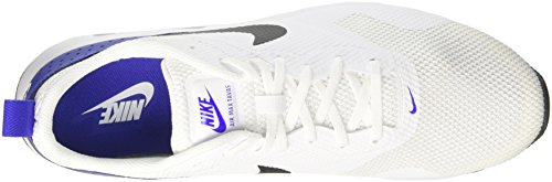 Nike Herren Air Tavas Sneakers Mehrfarbig (White / Black / Paramount Blue)