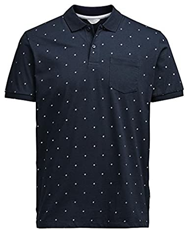 POLO JACK & JONES - 12118386-BL-TS