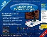 Image de Strom mit Solarenergie: Lernpaket