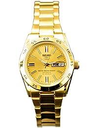 Seiko Reloj analogico para Mujer de automático con Correa en Acero  Inoxidable 4954628064646 b1ce56388129