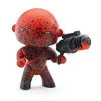 Magma Superhero Figurine Arty Toys Djeco