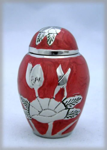 Parker Blume Andenken Token Urne