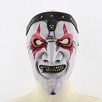 TYXHZL Víspera de Todos los Santos máscara de Halloween máscara de Terror de Halloween casa embrujada