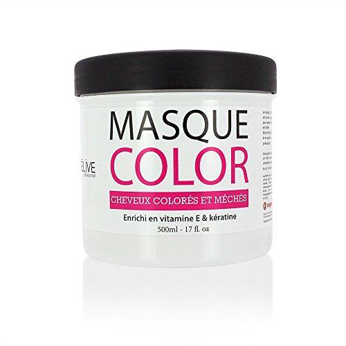 Beautélive Masque protecteur de couleur 500ml,