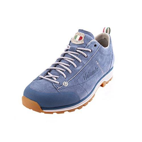 Ocean Leder Schuhe (Dolomite Cinquantaquattro Low Ocean Grey 42.5)