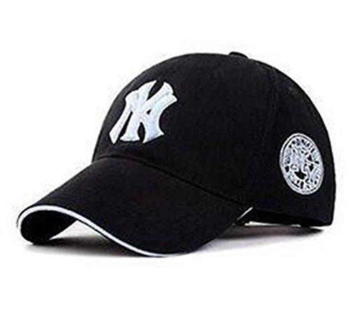 18ef50a19de Delhitraderss Men s Cap Caps Hats Sports Tennis Cap for Men Black