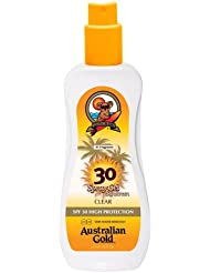 Australian Gold Spray Solaire SPF 30 Haute Protection 237 ml